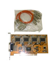4 Channel Surveillance PCI Card (high quality)