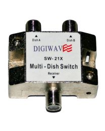Digiwave SW21X Multiswitch for Dish Receiver