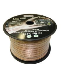 Electronic Master 200 Feet 2 Wire Speaker Cable (14 AWG)
