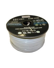 Electronic Master 250 Feet 4 Wire Speaker Cable (14 AWG)