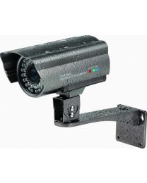 "SeqCam Weatherproof Day&Night Color Security Camera with 1/3"" SONY CCD/700 TVL/6.0mm Lens/40m Night Vision"