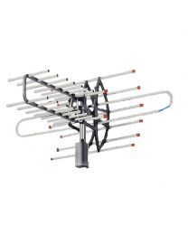 Remote Controlled Rotating Digital Outdoor Amplified HDTV Antenna