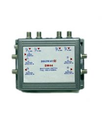Digiwave 4 IN 4 OUT Satellite Switch