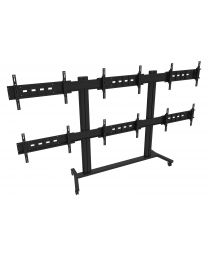 TygerClaw 6 TVs Stand for 30 to 60 inch TV