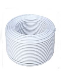 Digiwave RG6 500 Feet Coaxial Cable (White)