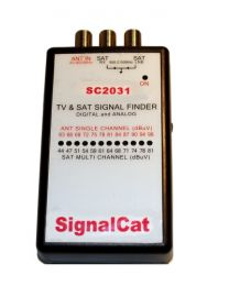 Digital TV & Satellite Signal Finder