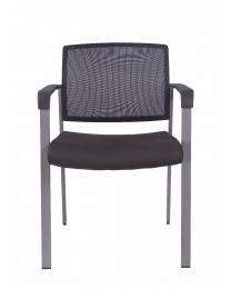 """TygerClaw """"TYFC20033"""" Low Back Mesh Guest Chair"""